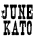 June Kato Logo